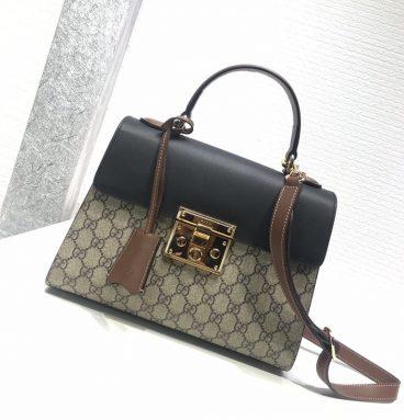 gucci padlock signature bag