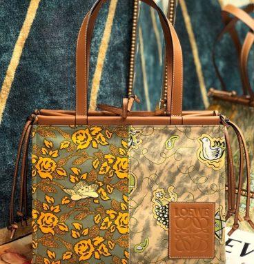 Loewe X Paula's Ibiza Tote Bag