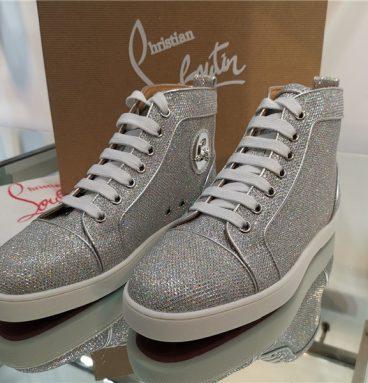 Christian Louboutin sneakers shoe