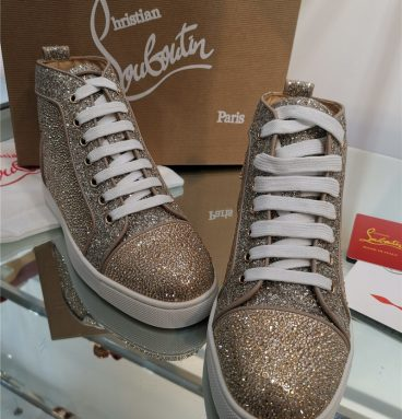 Christian Louboutin sneakers shoes