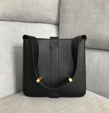 Bottega Veneta | Marie embellished leather shoulder bag Black
