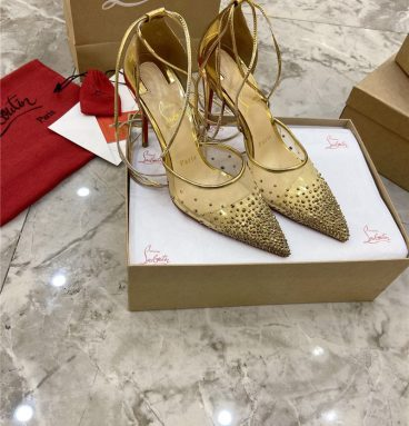Christian Louboutin High Heel Shoes for women designer-discreet
