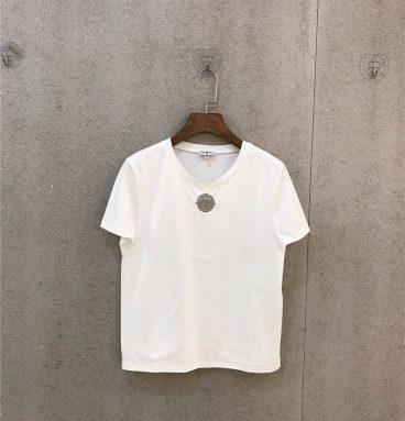 chanel T-shirt White