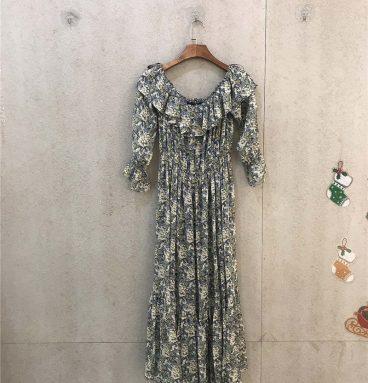 celine dress 2020