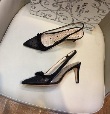 RED Valentino heels sandals womens