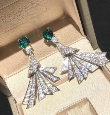 bvlgari earrings
