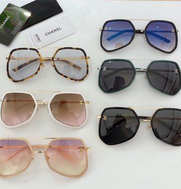 CHANEL sunglasses women