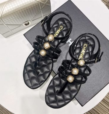Chane pearl sandals