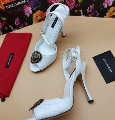 d&g heel sandals replica shoes