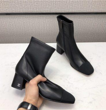 chanel boots women replica shoes