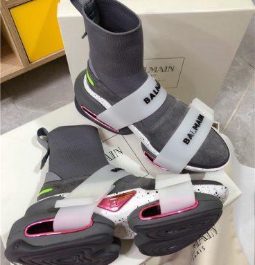 Balmain BBold sneakers replica shoes