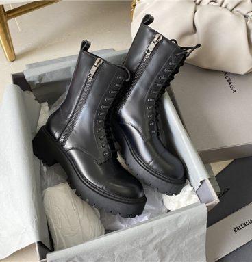 Balenciag Martin boots replica shoes
