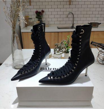 balenciaga booties replica shoes