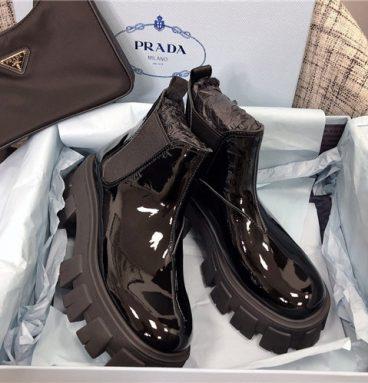 prada booties replica shoes