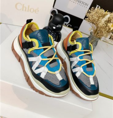 chloe sneakers replica shoes