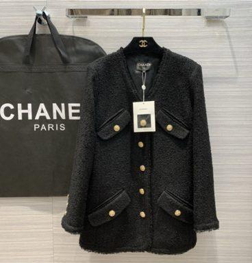 chanel coat replica clothing