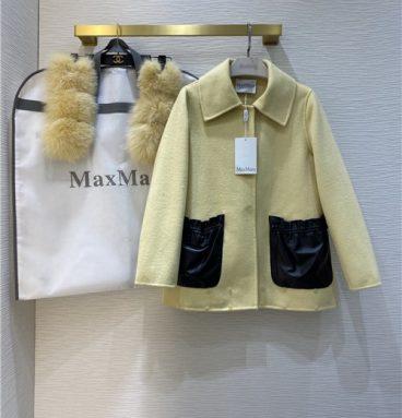 max mara sweater coat