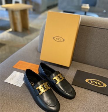 tod's loafers womens