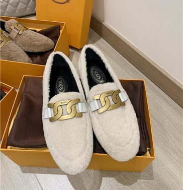 tod's loafers women