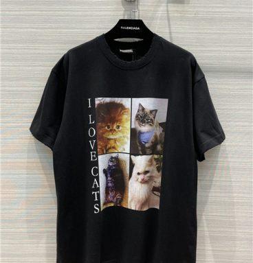 balenciaga t shirt women
