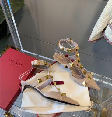 valentino studs high heels