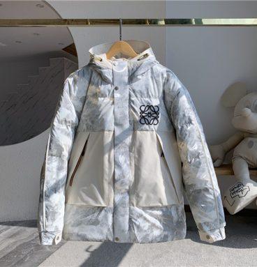 loewe down jacket