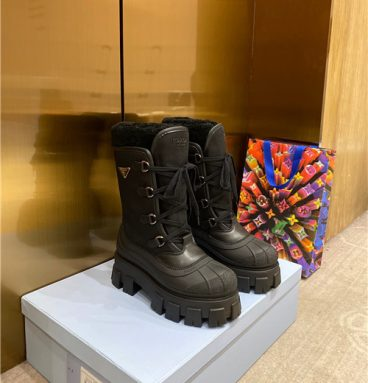 prada ankle boots women