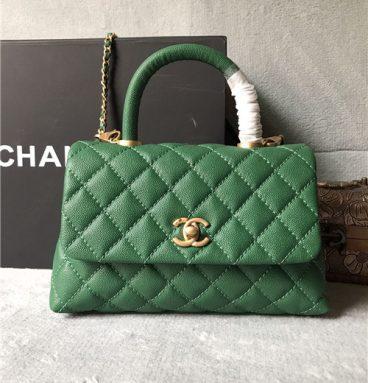 chanel coco handle 24cm bag