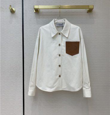 Loew denim jacket