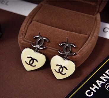 chanel camellia earrings
