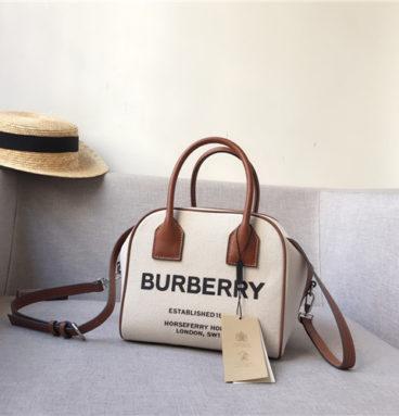 burberry cube bag