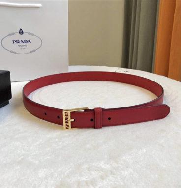 prada belt womens